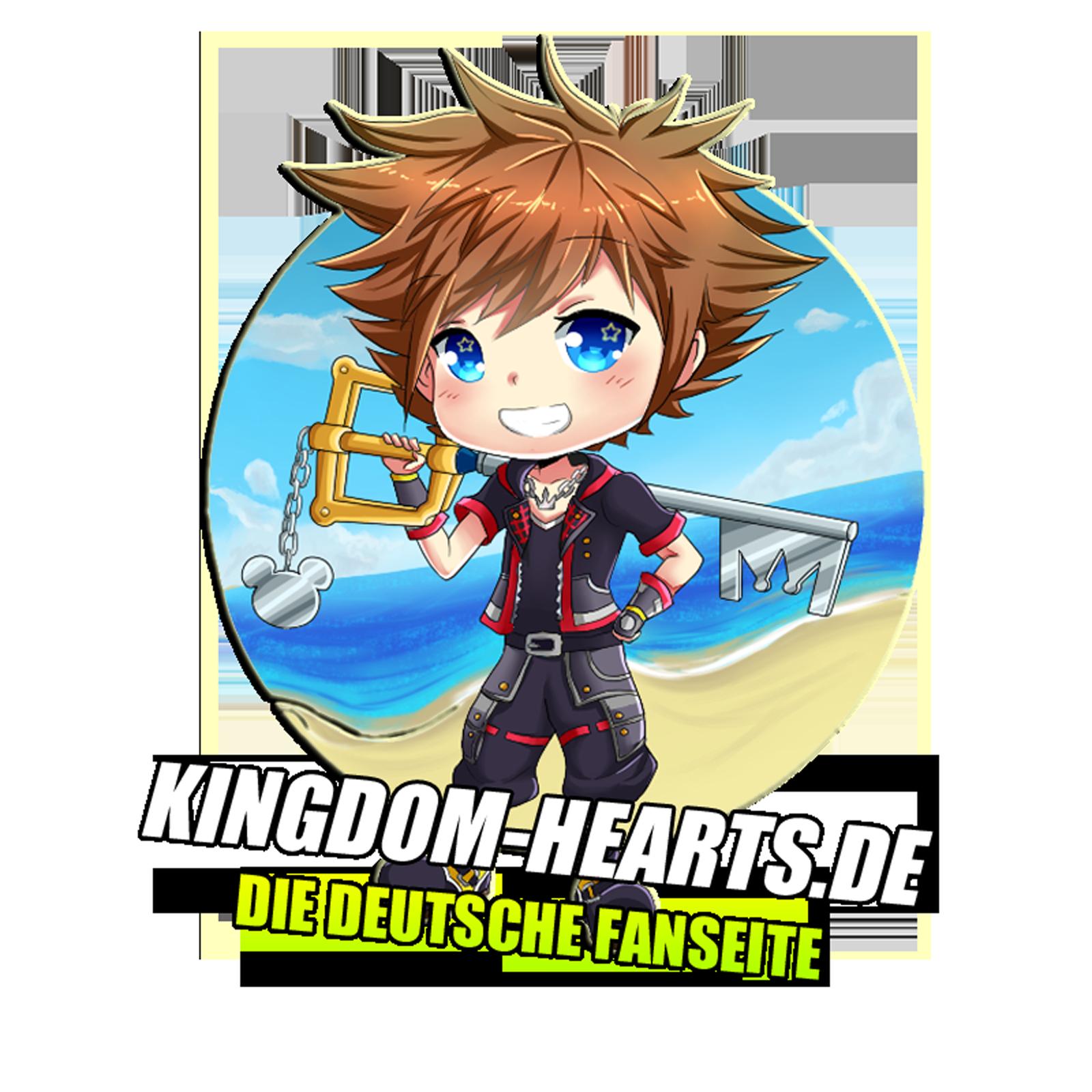 KINGDOM HEARTS GERMANY